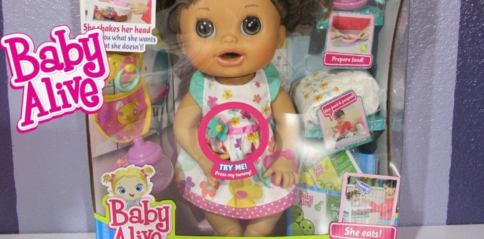 Baby Alive Real Surprises Baby Doll African American