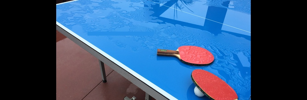 Kettler Heavy Duty Outdoor Table Tennis Cover Butterfly