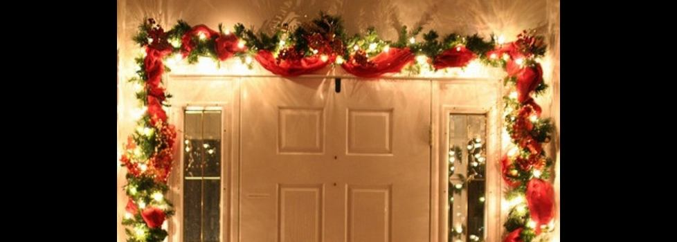 Best 6 Foot Artificial Cordless Pre Lit Garland Battery Operated